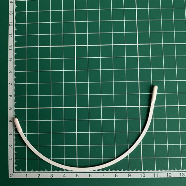 Косточкb металлические для бюстгальтера тип 2 размер 171мм 2шт укороченные