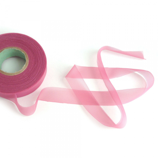 Лента окантовочная для швов 20мм фламинго