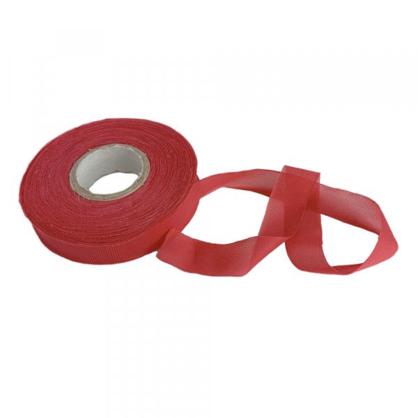 Лента окантовочная для швов красный