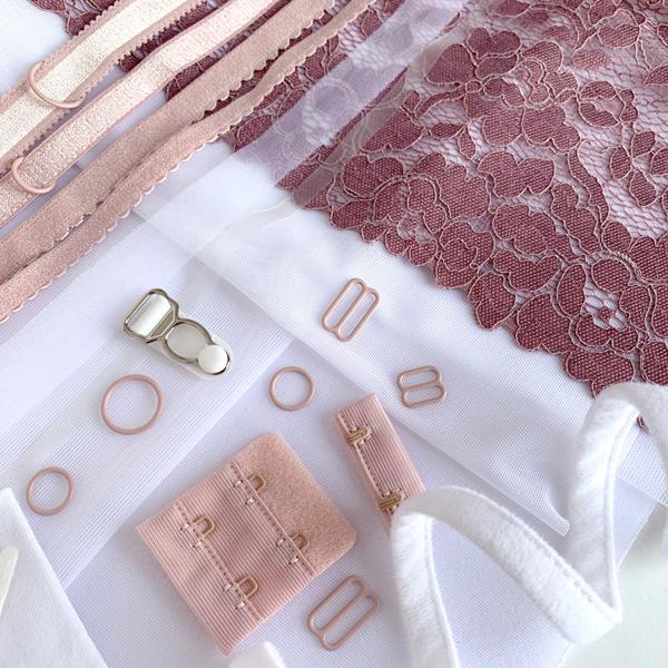 Подборка розовых оттенков 38