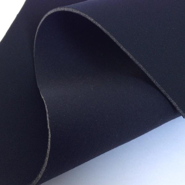 Поролон бельевой 3мм 50х50см пэ/хб чёрный