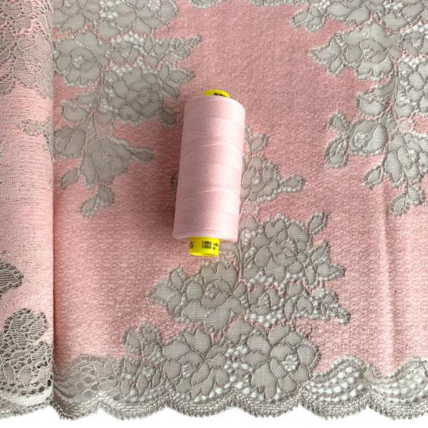 Нитки  Gutermann Mara 150/1000м цвет 372 / розовый