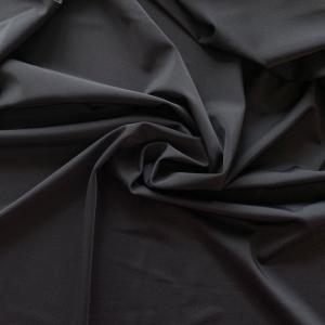 Бифлекс для купальника Carvico Malaga, чёрный, 190г/м2, ш.150см