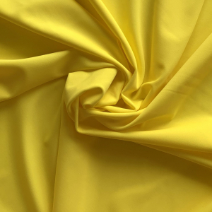 Бифлекс для купальника Carvico Malaga, желтый, 190г/м2, ш.150см