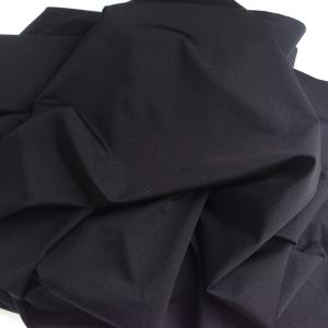 Микрофибра для белья, чёрный, 110гр/м2, ш.135см