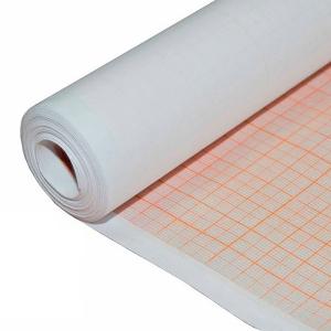 Миллиметровая бумага 878мм х 20м оранжевая