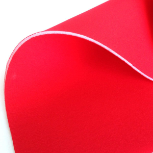 Поролон бельевой 3мм ш.148см пэ/хб красный (100)