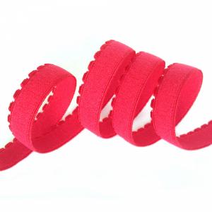 Резинка отделочная 12мм 641/12 красный (100)